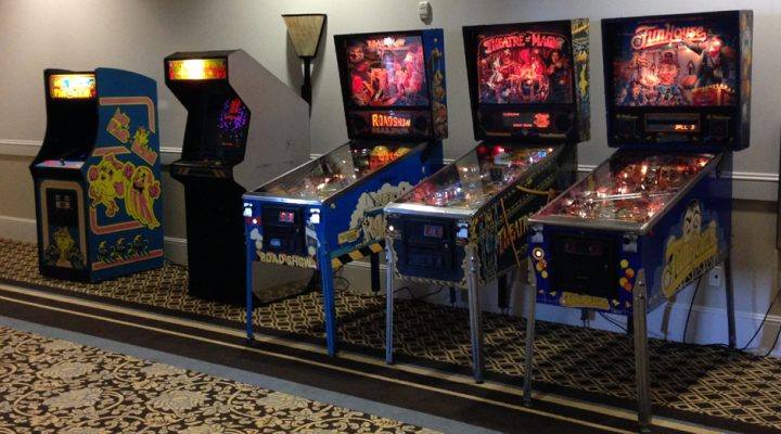 Interactive Event Game Rentals For Major Corporate Events or Your Personal Party